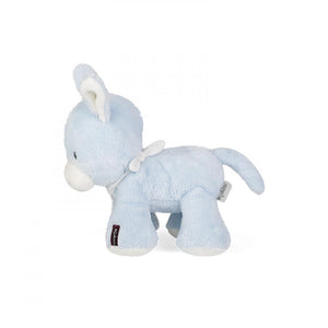 Kaloo France- Regliss Donkey Small 19cm - Blue 法國品牌Kaloo 小盧馬(粉藍色)