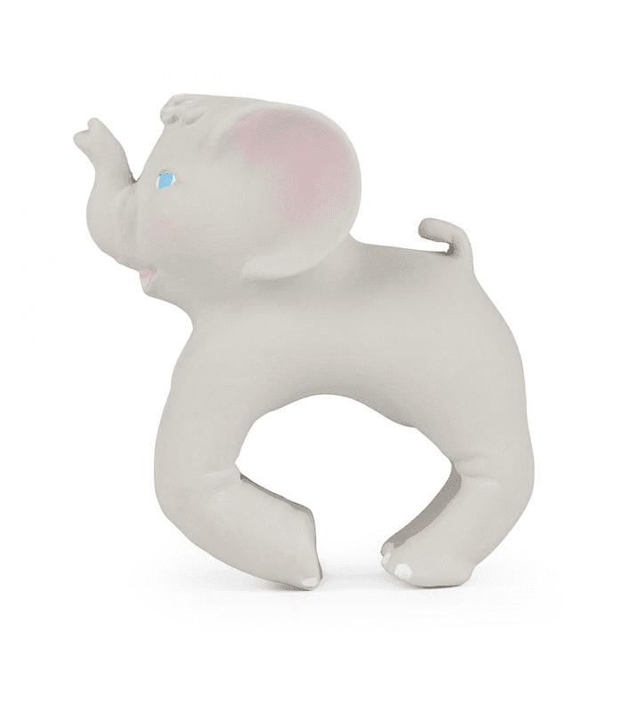Oli & Carol Barcelona -NELLY THE ELEPHANT Chewable Bracelet 西班牙Oli & Carol天然橡膠手鐲式牙膠