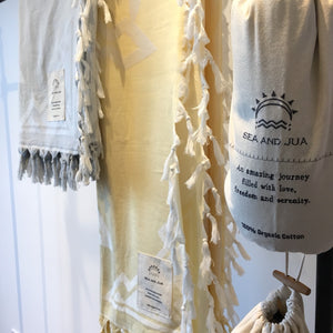 Organic Jacguard cloth kaleidoscope