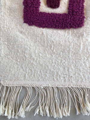 SQ FLUFFY RAG 166×63