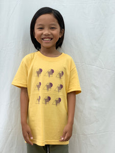 Thunder kids T(Yellow)