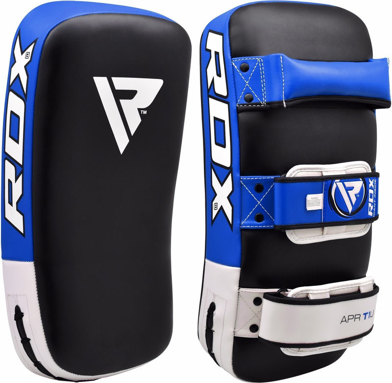 RDX T1 Curved Thai Pad - Blue - FIGHTsupply