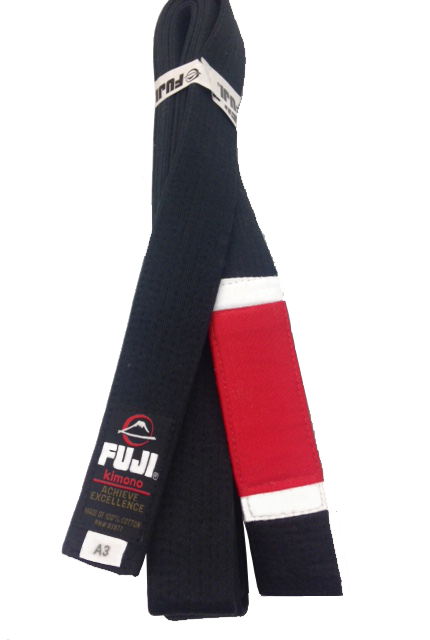 FUJI BJJ Professor Belt - FIGHTsupply