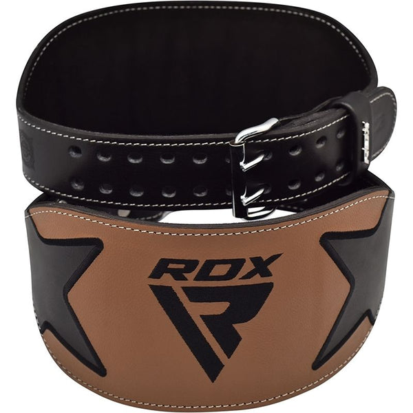 RDX 6 Inch Weightlifting Belt - FIGHTsupply