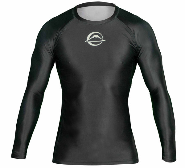 Baseline Ranked Rashguard - FIGHTsupply