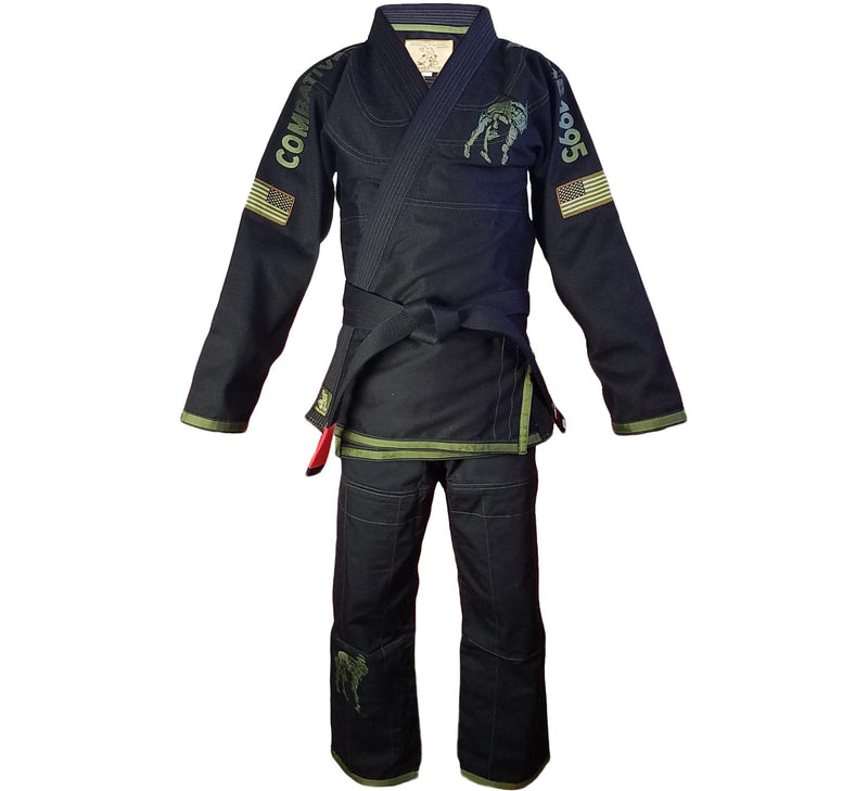 FUJI Combatives BJJ Gi - FIGHTsupply