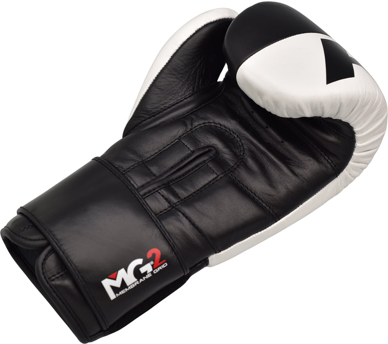 RDX S4 LEATHER SPARRING BOXING GLOVES - FIGHTsupply