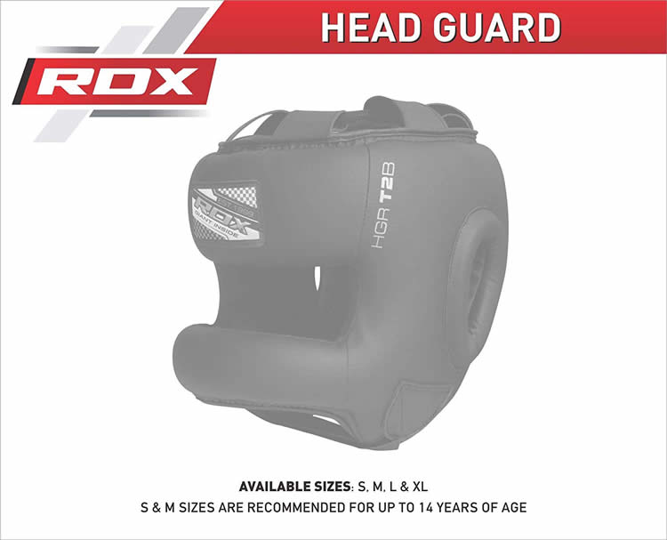 RDX T2 Shield Headguard - FIGHTsupply