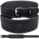 RDX ARLO 4 INCH WEIGHT LIFTING GYM BELT