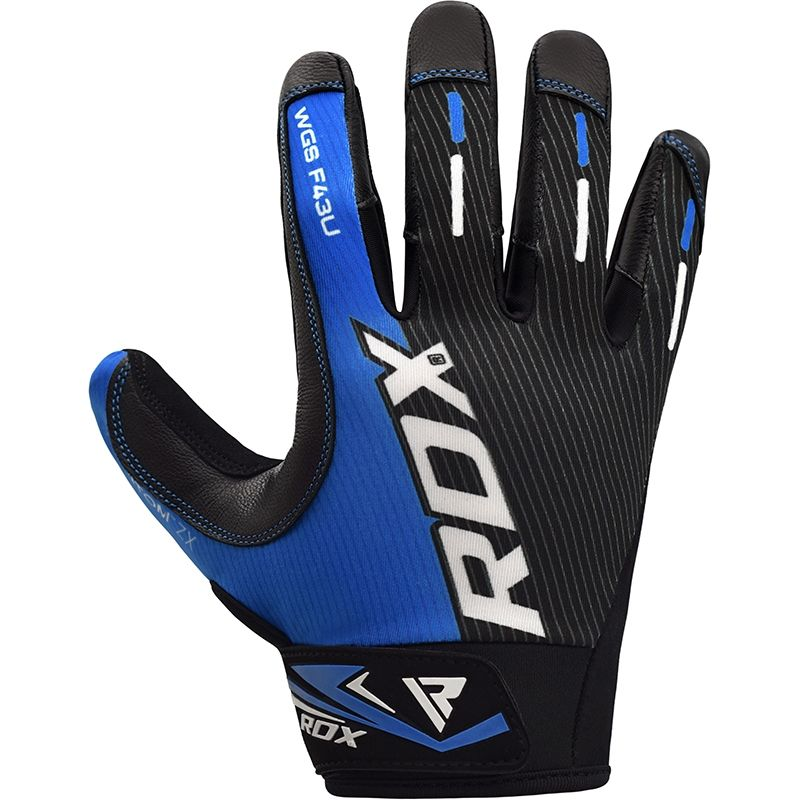 RDX F43 Weight Lifting Gym Gloves - FIGHTsupply