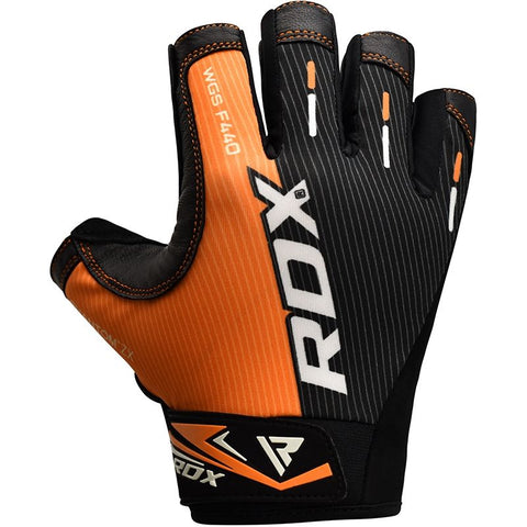 RDX F44 Gym Workout Gloves