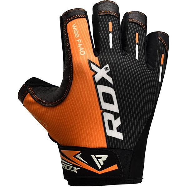 RDX F44 Gym Workout Gloves - FIGHTsupply