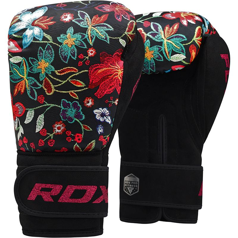 RDX FL3 Floral Boxing Gloves - FIGHTsupply