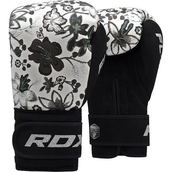 RDX FL4 Floral Boxing Gloves - FIGHTsupply