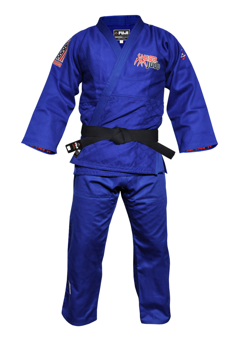 USA Judo Double Weave Gi - FIGHTsupply