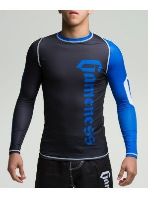 Long-Sleeve Pro Rank Rash Guard - FIGHTsupply