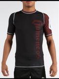 Gameness Short-Sleeve Pro Rank Rash Guard