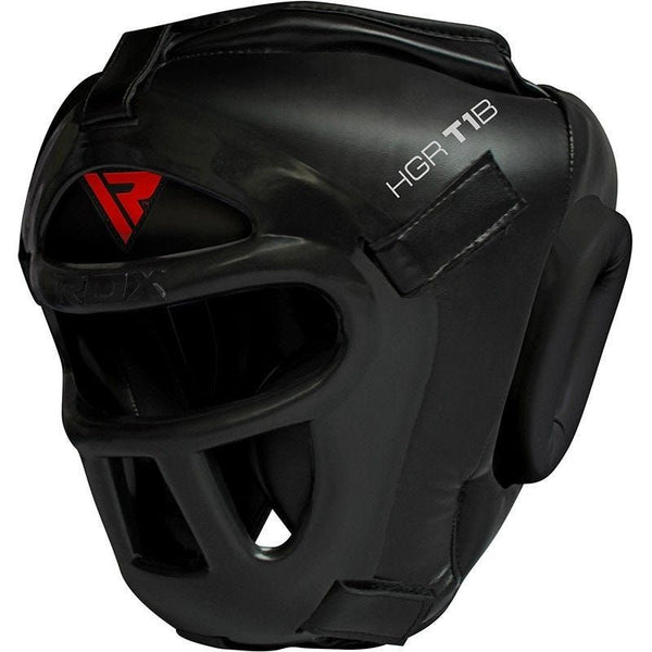 RDX T1 Full Face Headgear Detachable Cage Guard