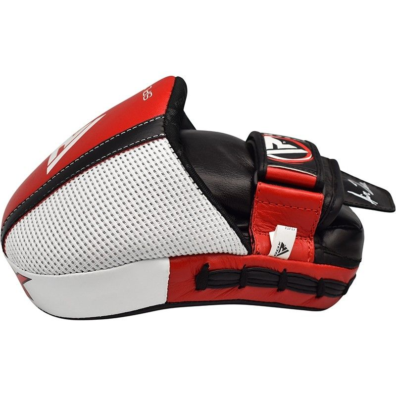 RDX T2 Smartie Leather Focus Mitts - FIGHTsupply