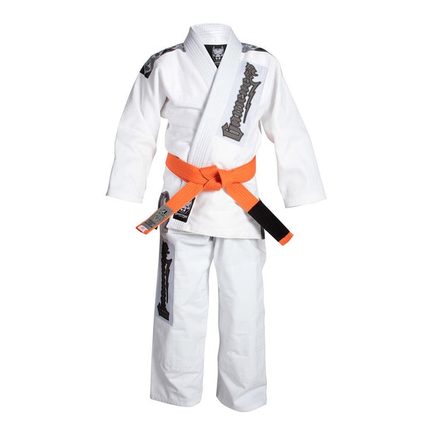 Gameness Youth Pearl Gi - FIGHTsupply