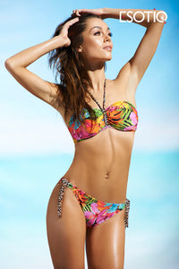 Swimsuit two piece model 56564 Esotiq