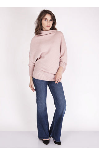 Bat style blouse model 93904 MKM