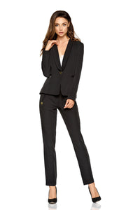 Women trousers model 121100 Lemoniade