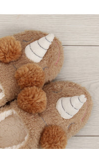 Slippers model 122845 Inello