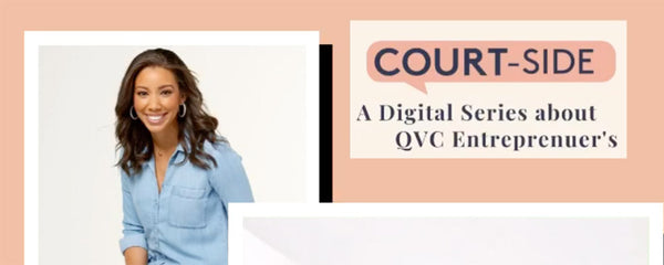 QVC Entreprenuer Interview