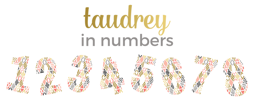 taudrey in Numbers