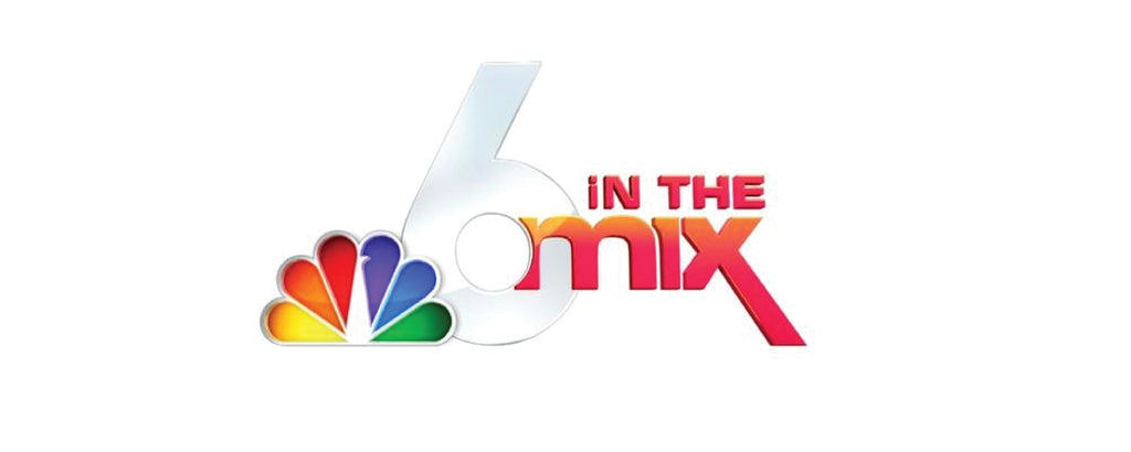 "Featured on NBC 6's ""6 in the Mix'"