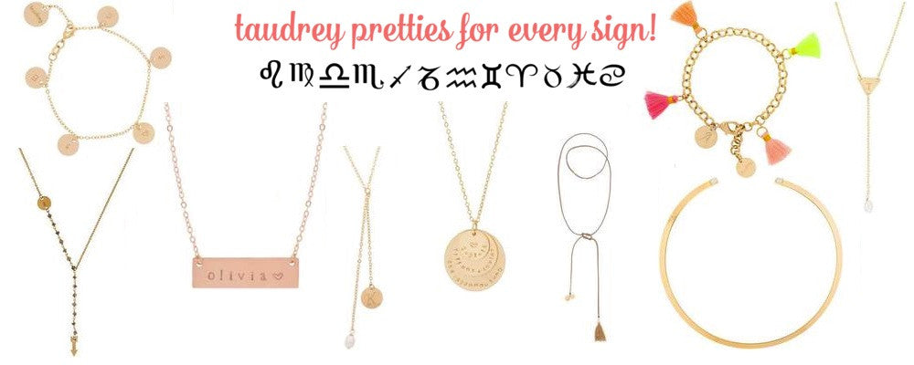 Your Jewelry Horoscope: Pretties for Every Zodiac Sign!
