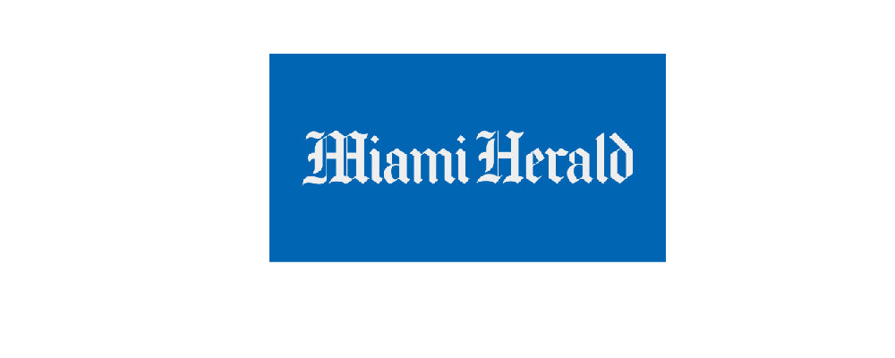 Featured in Miami Herald