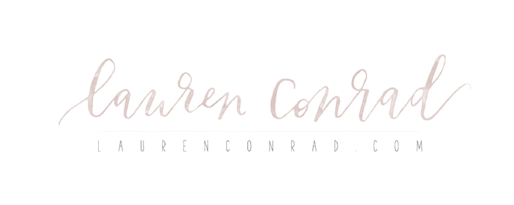 Featured on LaurenConrad.com