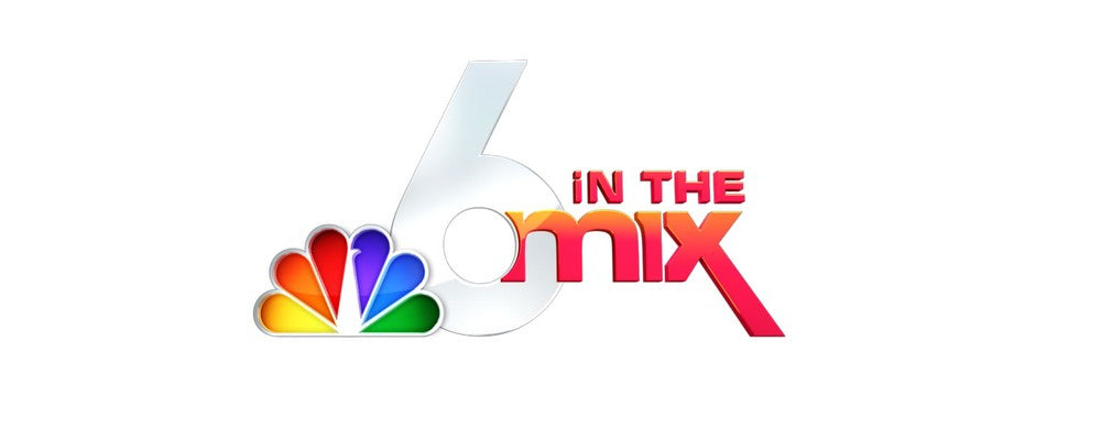 Featured on NBC 6's 6 in the Mix