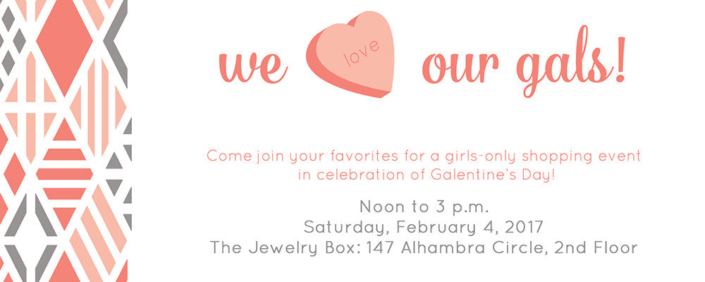taudrey Galentine's Day Event