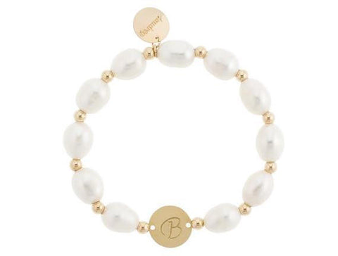taudrey mom week mothers day promotion keeping up with the kennedys personalized pearl beaded bracelet