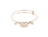 Taudrey Coin Bangle