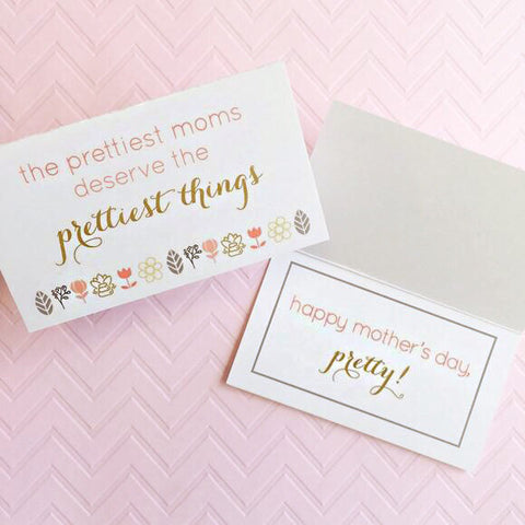 Mother's Day Card (Free!)