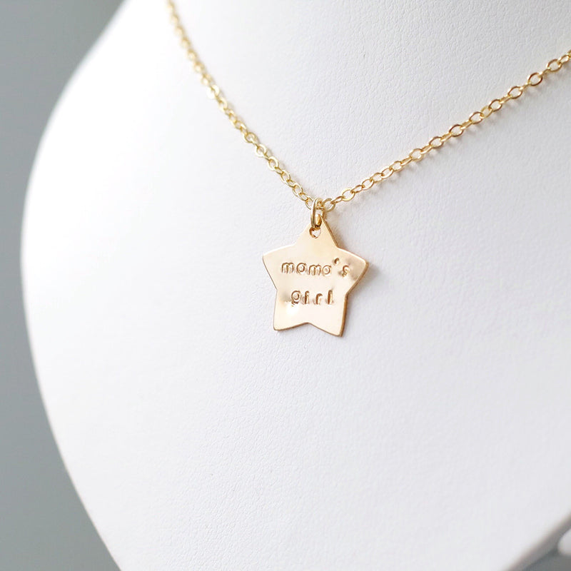 Taudrey My Girl Kids Necklace