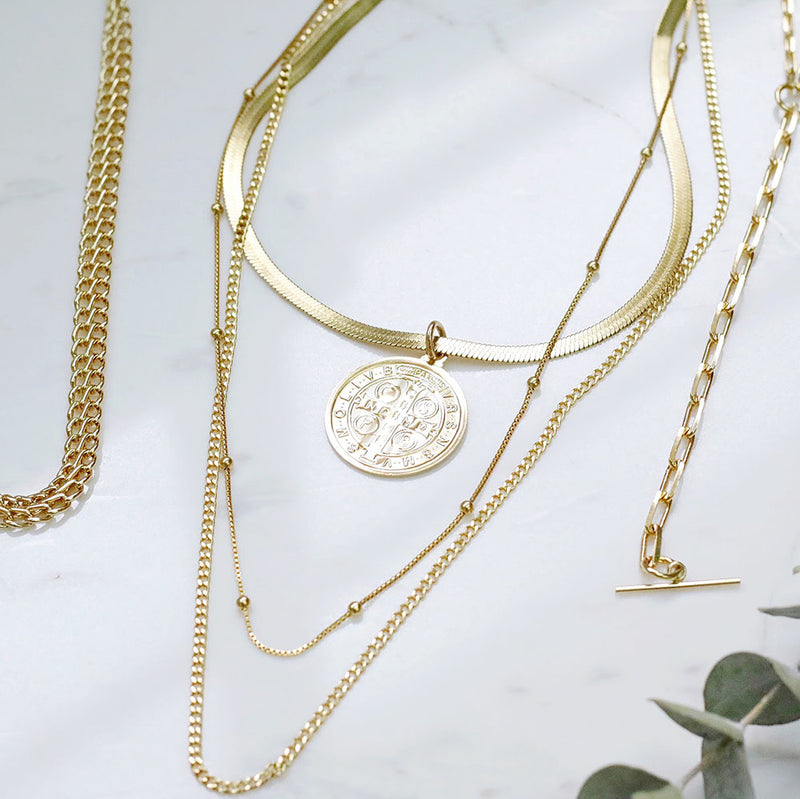 Lost Treasure Necklace