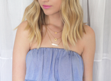Taudrey Blogger Collection Life With Lyss Layered Necklace