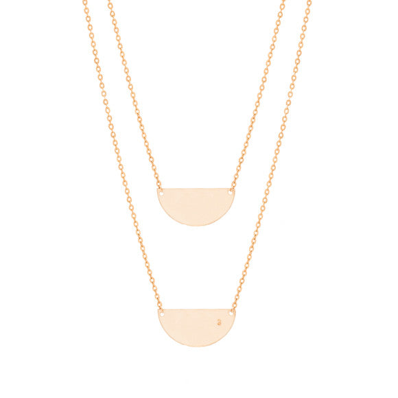 Taudrey Blogger Collection Alexandrea Garza Necklace