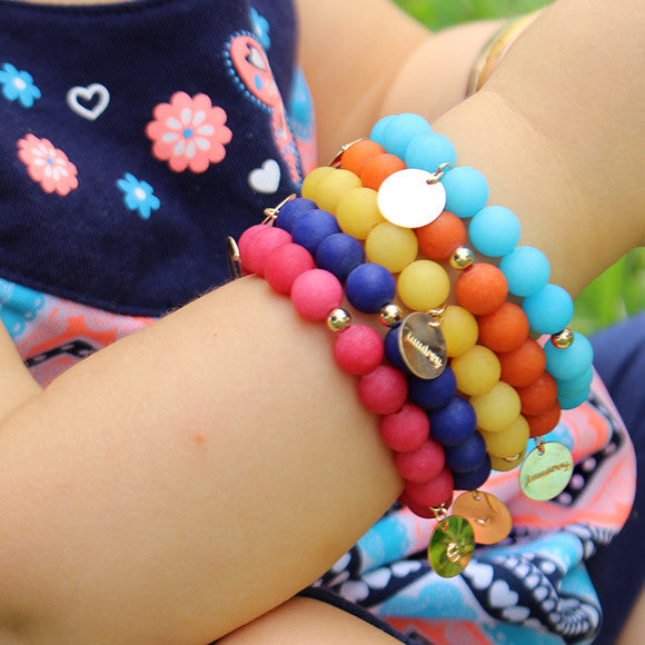 Taudrey Kids Bead Stampede Arm Party