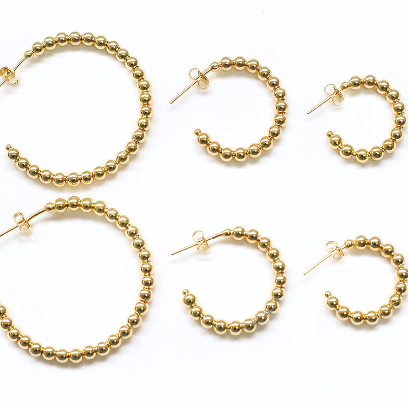 Glimmer of Hoop Earrings (large)