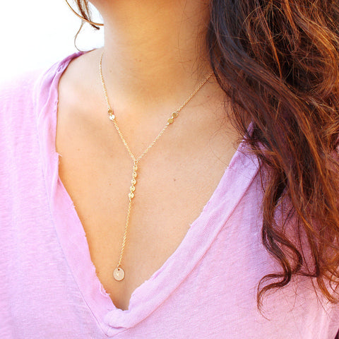 Take the Plunge Necklace