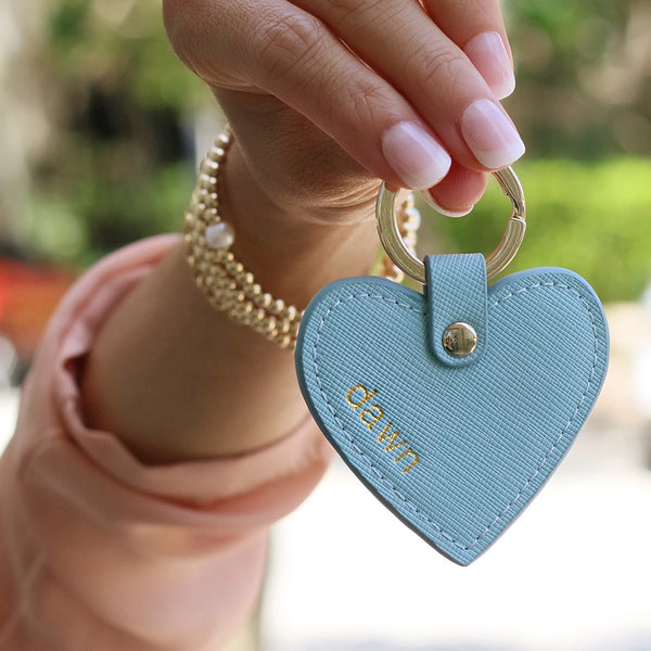 Love Lock Key Chain