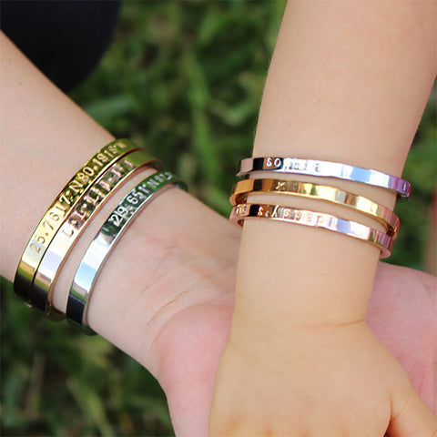 taudrey mommys bestie mommy and me bangle set styled fashionistas diary set and just like mommy set