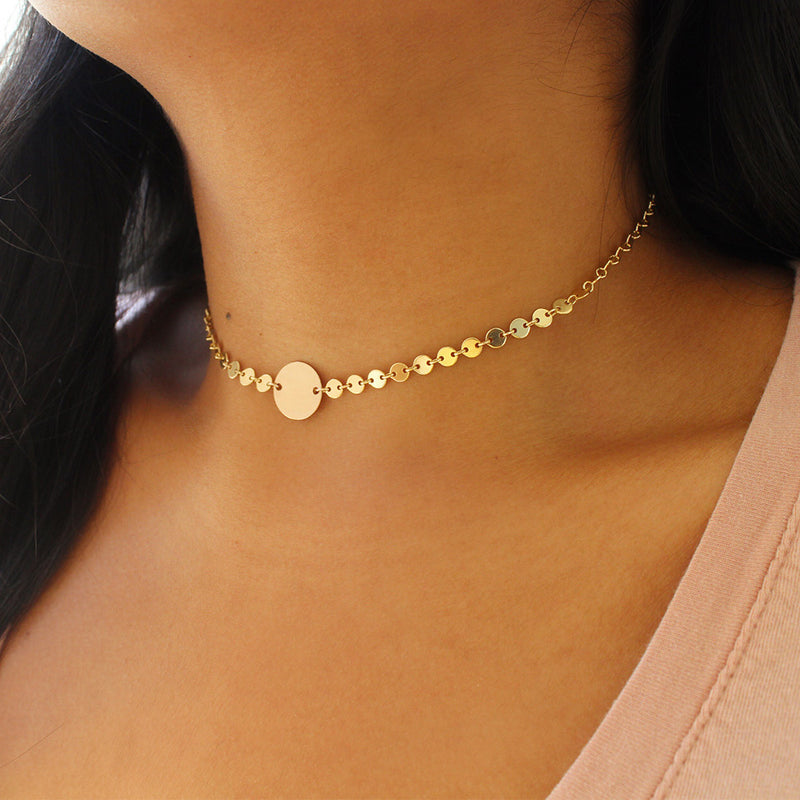 Pretty in the City Choker