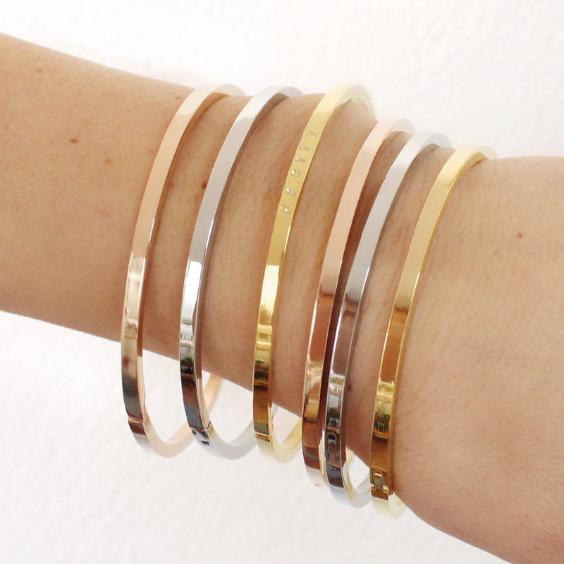 Pretty Please Bangle Stack